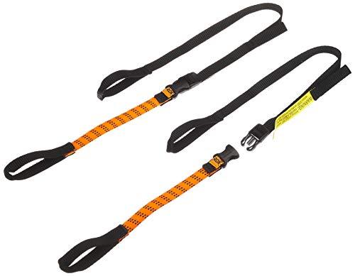 ROK straps (ロックストラップ) Commuter ストレッチ ストラップ オレンジ リフレクティブ 2本入り R...
