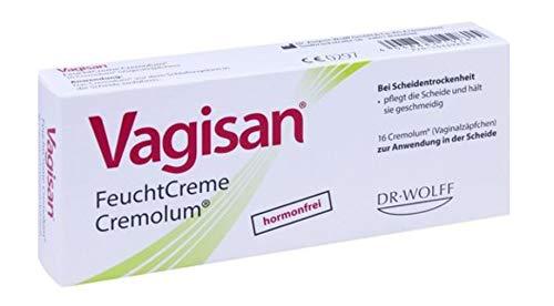 VAGISAN FeuchtCreme Cremolum 16 St