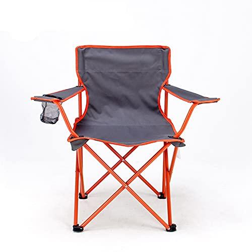 Silla de pesca de ocio silla plegable compacta ultraligera silla compacta plegable ligera adecuada para acampar al aire libre 2