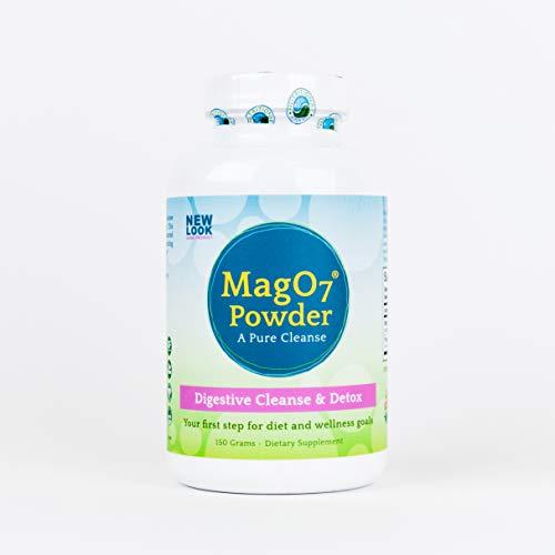 Aerobic Life Mag 07 Oxygen Detox Cleanse Powder, 150 Gram