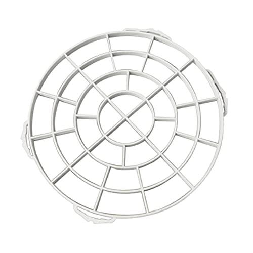 YANYAN Ring Store 2021 Nuova Finestra Aria condizionata Accessori Accessori Schermo filtrante for Mobile condizionamento Aria condizionata Tubo Flessibile ugello Piatto da 5,9 Pollici (Color : White)