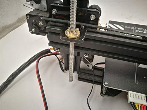 Ochoos TEVO Tarantula Impresora 3D Composición de aluminio Dual Z ...