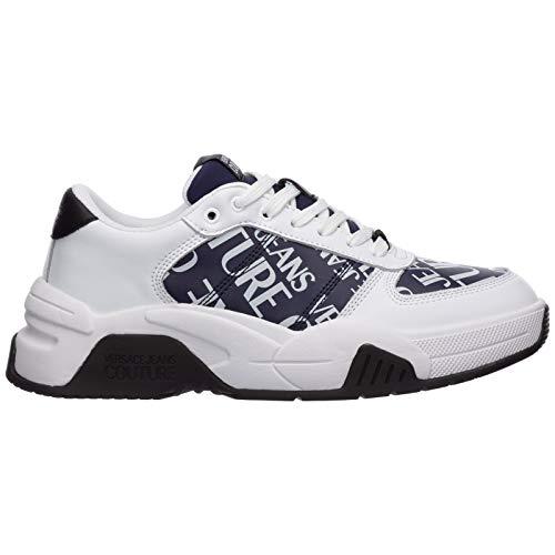 VERSACE JEANS COUTURE Herren Sneaker Bianco 39 EU