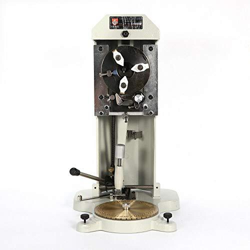 Grabador de anillo interior Estampador para hacer joyas Máquina de grabado Herramientas de grabado de corte de joyería 2 lados (Grabador de anillo)