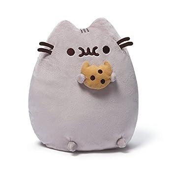 GUND Pusheen Snackable Cookie Stuffed Animal Plush 9.5