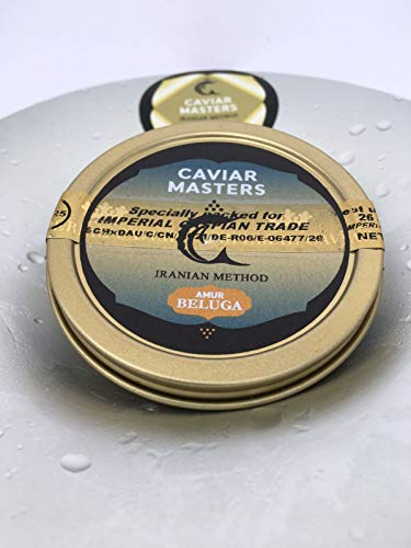 Caviar calidad Beluga 50 grs 🔥