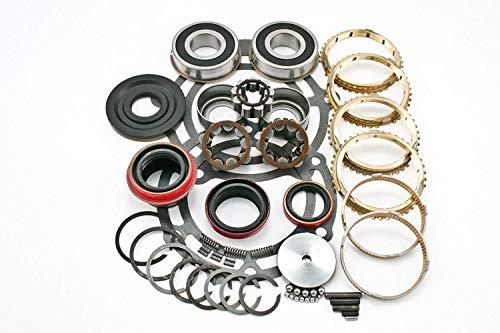 Vital Parts BK235GWS Getrag NV3500 NV3550 compatible con Chevy Jeep Dodge 5 velocidades Trans Reconstrucción Kit BK235GWS