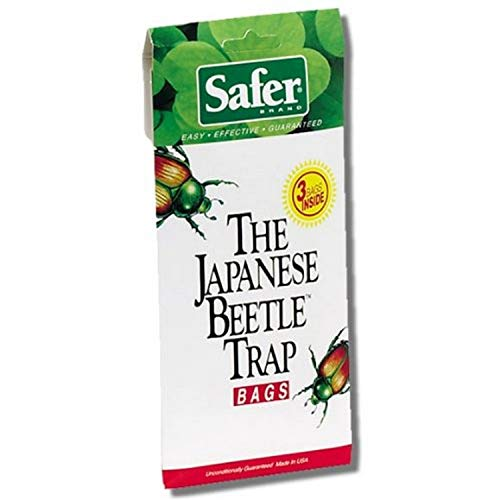 Price comparison product image Safer Brand 00102 Japanese Beetle Trap Replacement Bags