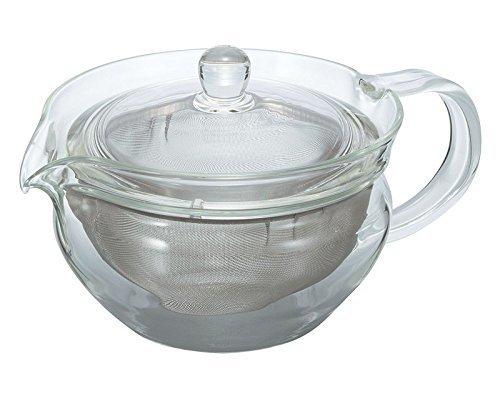 日本製 色やにおいがうつりにくい 耐熱ガラス 高品質 急須 ティー ポット 300ml