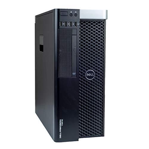 Dell T3610 Workstation Tower, Intel Xeon Processor E5-1607 V2 (10M Cache, 3.00 GHz) 16GB DDR3, 500GB, Dvd, NVIDIA Quadro 600, Windows 10 PRO(Certified Released)