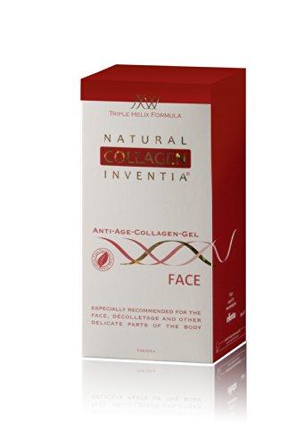 Natural Collagen Inventia Face Gel 30ml
