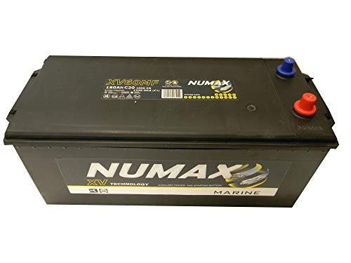 Numax Batterie Dual Loisirs.XV60MF 12V 180AH 1000 AMPS (en)