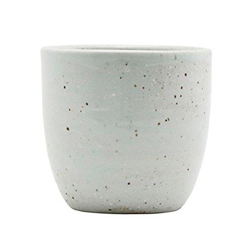 House Doctor - Mug, Becher, Tasse, Kaffeetasse - Made - Keramik - Höhe: 8 cm