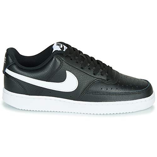 Nike Court Vision LO, Zapatillas de bsquetbol Hombre, Particle Grey Particle Grey Wheat Black, 45 EU