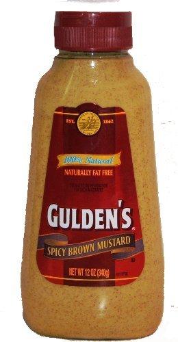 Gulden's Spicy Brown Mustard de los Estados Unidos