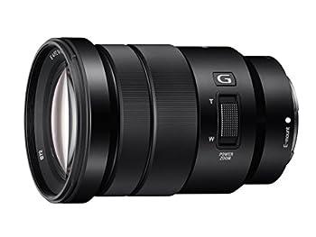 Sony SELP18105G E PZ 18-105mm F4 G OSS  Renewed