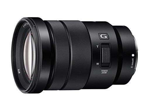 Sony SEL-P18105G G OSS - Obiettivo con zoom E PZ 18-105 mm F4, colore Nero