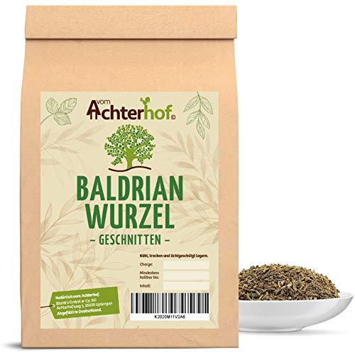250 g Baldrian Tee - Baldrianwurzel geschnitten Natürlich vom Achterhof