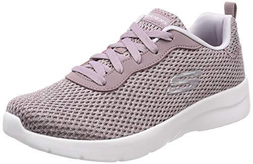 Skechers Sport Womens Dynamight 2.0 Quick Concept Sneakers Women Shoes Lavender, Pointure:EUR 38