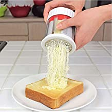 PPuujia Mini râpe à fromage en acier inoxydable pour beurre, fromage, fruits, trancheuse, accessoire de cuisine pour bébé...