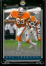 2000 Upper Deck Legends Football Card #81 Lee Roy Selmon