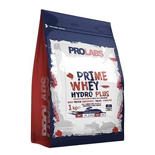 Prolabs Prime Whey Hydro Plus 2 Kg Cookie & Cream - Prolabs - Busta - 2000 Gr