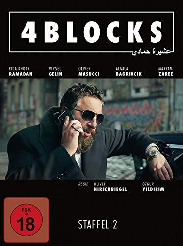 4 Blocks - Die komplette zweite Staffel [3 DVDs]