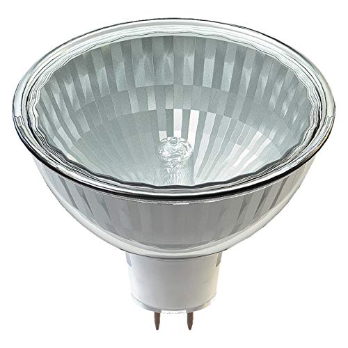 EMOS Halogen Spot Lampe MR16 / B / 28 W/ersetzt 35 W Glühbirne/dimmbar / GU5,3 Sockel/Lichtleistung 300 Lumen/Warmweiß – 2700 Kelvin / 2000 Stunden Lebensdauer