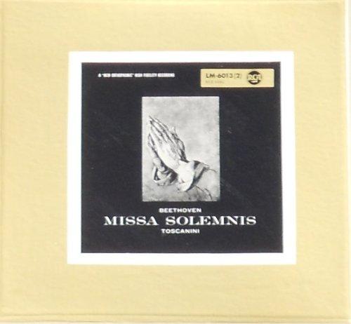 Ludwig van Beethoven Missa Solemnis (VINYL-BOX) 2LP