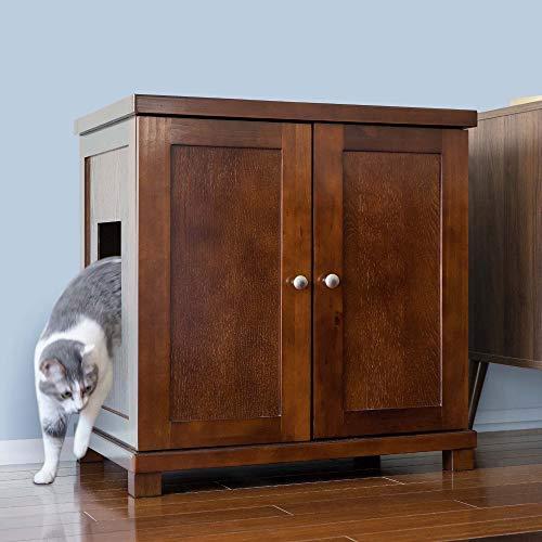 Cat box furniture