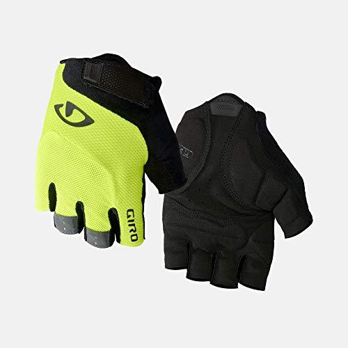 Giro Bravo Gel Glove (Highlight Yellow, Large)
