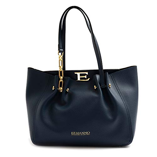 ERMANNO SCERVINO Borsa shopping Giovanna Summer