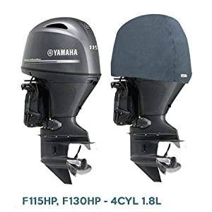 Oceansouth Outboard Motor Half cover for Yamaha