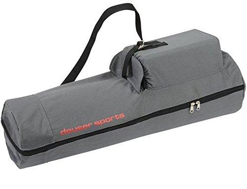 Deuser Sports Bag-Tasche für FitnessMatten, schwarz, One Size