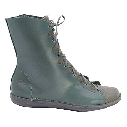 LOINTS - Stiefelette Natural 68945 Green/Pine 40