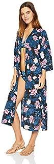 Seafolly Women's Moonflower Kimono Swimwear Cover-Ups