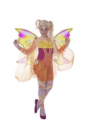 Ciao 11185 - Stella Bloomix Costume Winx Club, 7-9 Anni