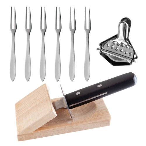 Oggi 5035 9-Piece Oyster Set