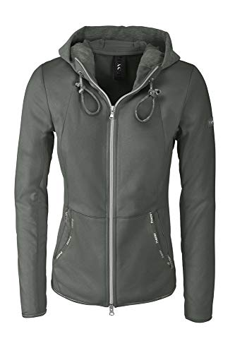 PIKEUR Damen Fleecejacke JULIET, laurel green, 40