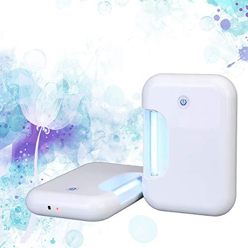 XER UV-sterilisatielamp, wc-sterilisatielamp, kast, schoenenkast, multifunctionele ontkieminglamp, oplaadbaar