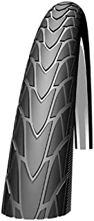 Schwalbe Marathon Racer Performance Line Lite Skin Race Guard Speed Grip Wired Tyre - Reflex Black, 26 x 1.5 Inch