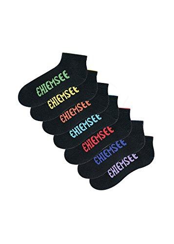 Chiemsee neutral Sneakersocken (7 Paar)