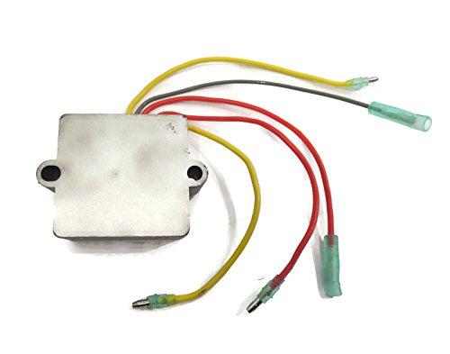 The ROP Shop Voltage Regulator Rectifier fits Mercury Mariner 1999-2006 40hp 40 hp Outboards
