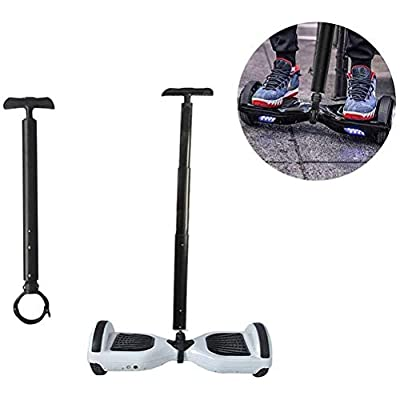 Yuciya Balance Scooter Handle, Stretchable Adjustable Balancing Scooter Handle Control Strut Stent for 6.5 7 10 Electric Self Balancing Scooter
