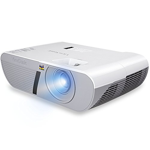 ViewSonic PJD5155L LightStream SVGA Home Entertainment Projector HDMI
