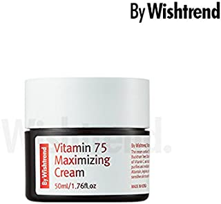 Best vitamin 75 maximizing cream by wishtrend Reviews