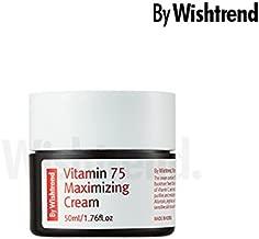 [BY WISHTREND] Vitamin 75 maximizing cream, facial cream, vitamin c cream, 50ml