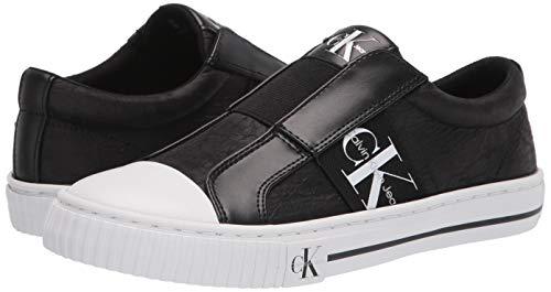 Calvin Klein Women's kcCAMRYN Sneaker, Black965