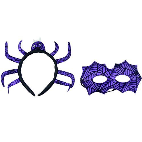 Demarkt Halloween Hoofdband spin duivel haar Hoop Party haarband