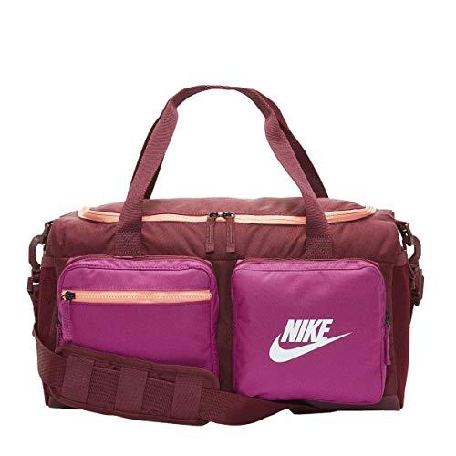 Nike Unisex's Future Pro Sports Bag, Dark Beetroot/Cactus Flower/Wh, One Size